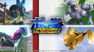 Two New Pokemon Added To Pokken Tournament
