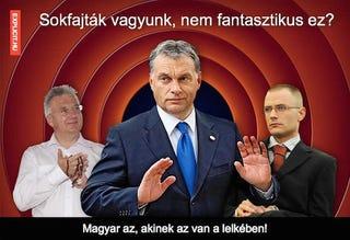 Illustration for article titled Magyar az, akinek az van a lelkében!