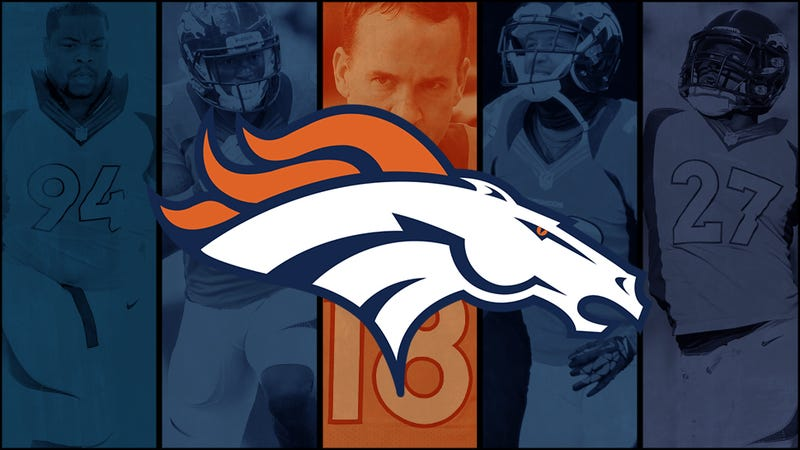 Illustration for article titled Why The Denver Broncos Are In The Super Bowl