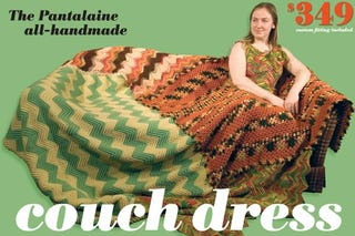 Illustration for article titled Better Than A Snuggie?
