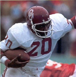 Illustration for article titled Billy Sims Is Sorry For Loving Oklahoma So Darn Much