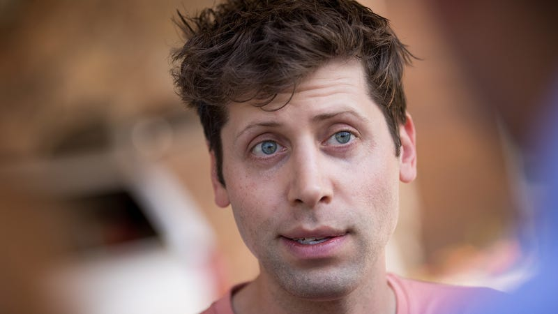 Illustration for article titled Sam Altman Is an Idiot