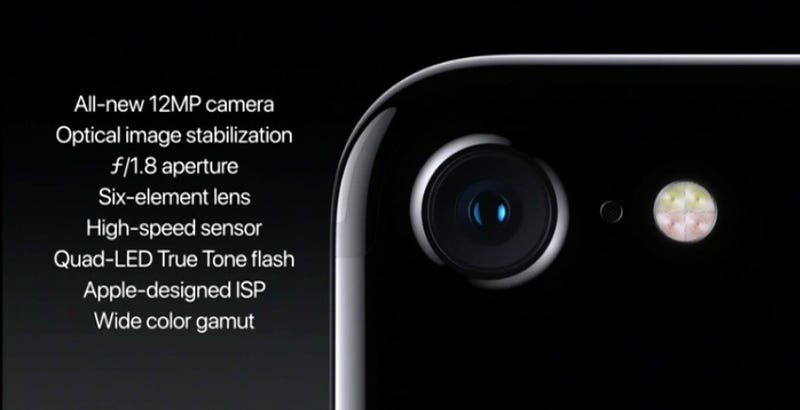 iPhone 7 released, comes in 'Jet Black' and Black versions with dual camera's, No 3.5 mm headphone jacks