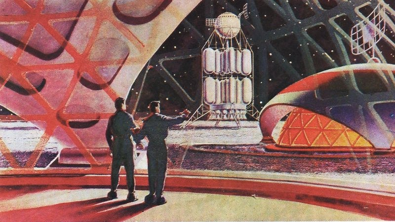 Soviet Sci Fi The Future That Never Came