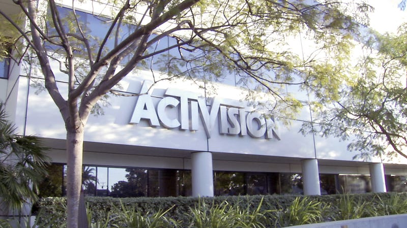 activision game developer salary