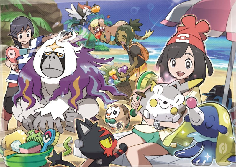 Illustration for article titled The First Global Mission For Pokémon Sun and Moon Was A Failure