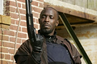 Michael Kenneth Williams in Twelve Years a Slave. (Google Images)