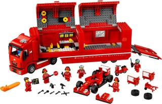 Illustration for article titled These are the new Lego Race Cars and I want them all