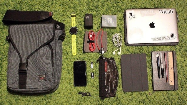 The Well-Packed Shoulder Bag