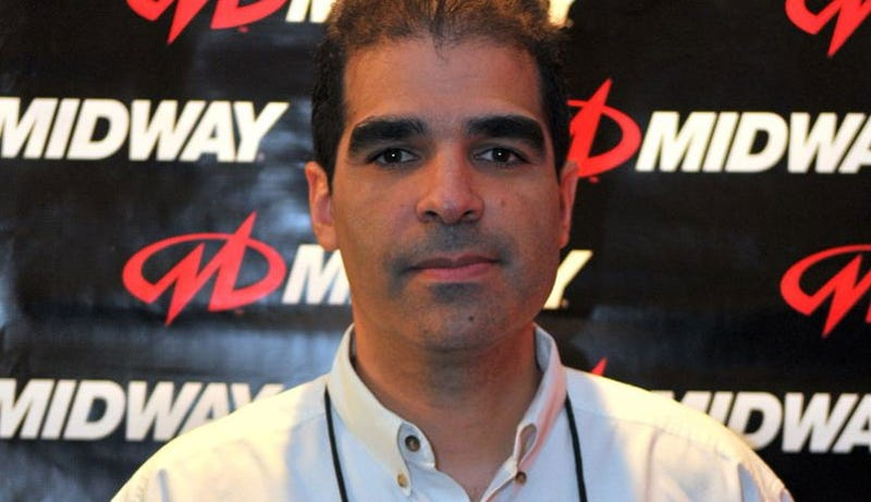... Mortal Kombat is without a doubt Midway's most important remaining asset. And Ed Boon created Mortal Kombat. So he's important to Midway.