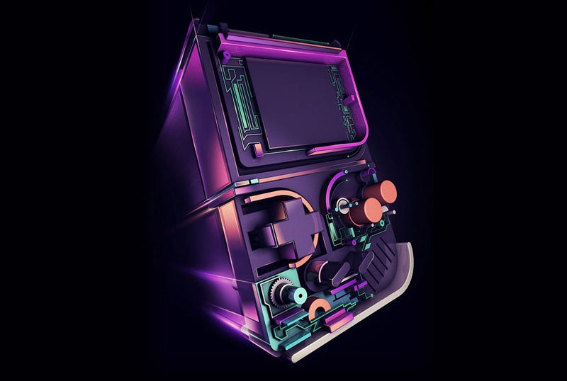 Illustration for article titled The Consoles Of The 1980s Are A Little Too 1980s