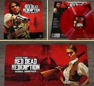 Illustration for article titled Pick Up Red Dead Redemption's Soundtrack — In Vinyl
