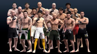 Illustration for article titled Lightweights and Welterweights Round Out EA Sports MMA Roster