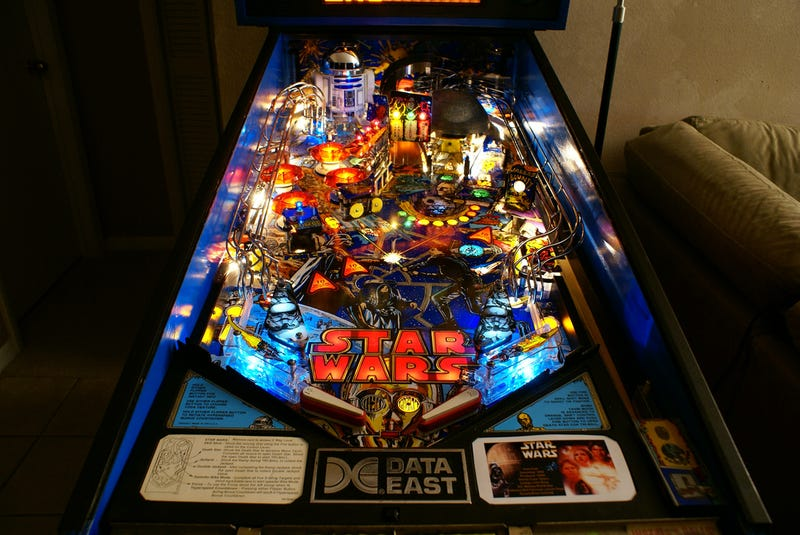 Illustration for article titled Star Wars Used to be Uncool. Pinball Helped Bring it Back.