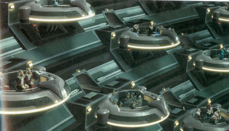 Illustration for article titled Will the Galactic Republic shutdown end today? Update 2