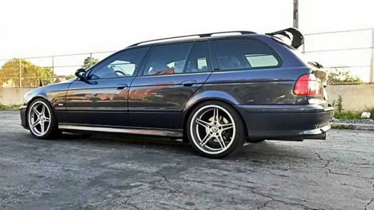 2003 bmw 540i wagon for sale the wagon. Black Bedroom Furniture Sets. Home Design Ideas