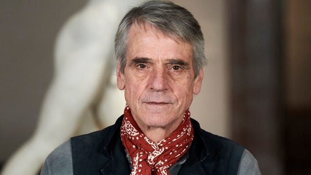Jeremy Irons addresses former stances on abortion, gay marriage, and sexual harassment