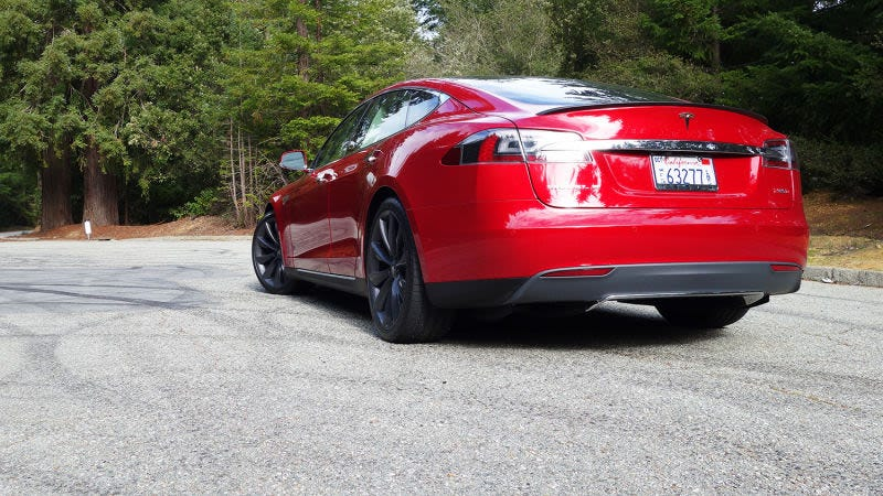 Tesla's Being Sued Again In Norway Over False Marketing Claims On The Model S