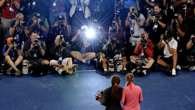 Illustration for article titled Serena Williams Finally Has A Real Rival: Vika Azarenka