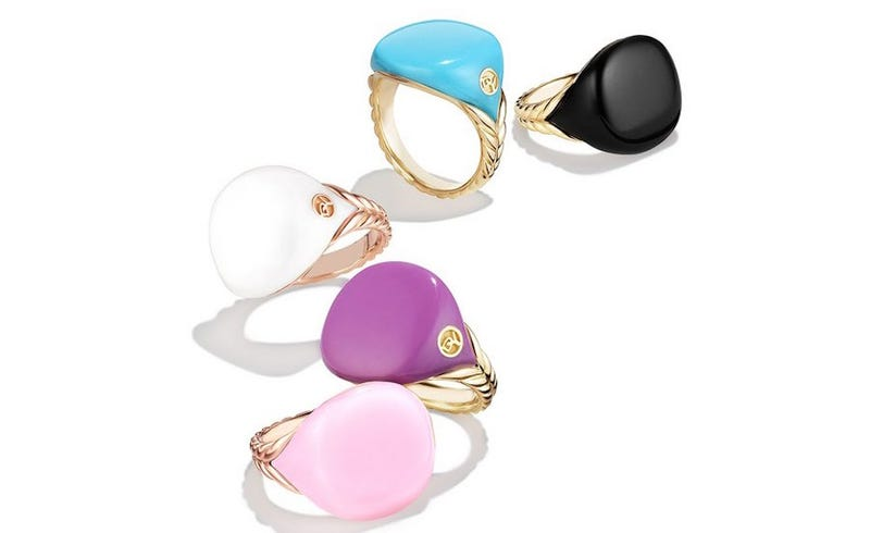 Illustration for article titled Wow, Who Wouldn't Invest in These $875 Scented Pinky Rings?