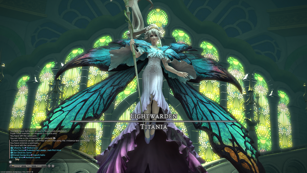 Final Fantasy XIV Shadowbringers Log Three: All Pros, No Cons