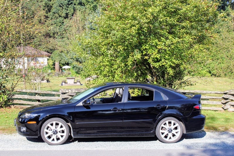 My '06 Mazda 6GT (5MT)