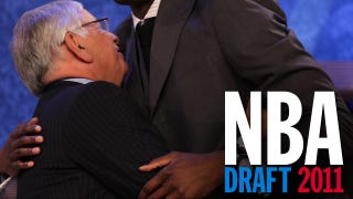 Illustration for article titled Prospecting In New Jersey: It's NBA Draft Time