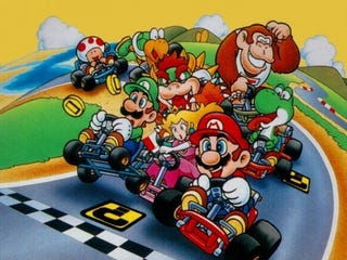 Illustration for article titled Super Mario Kart: Most Influential Video Game in History