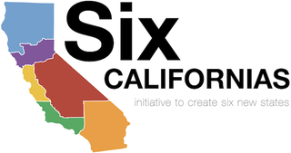 Illustration for article titled Should California be divided into six separate states?