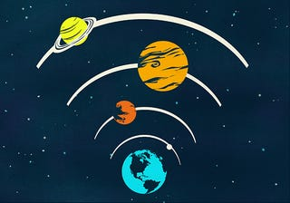 Illustration for article titled Who Will Win the Internet Space Race?