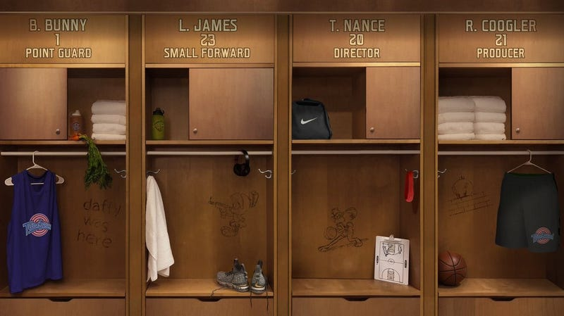 7cccd6f156c2 LeBron James  Space Jam 2  Ryan Coogler and Terence Nance Join