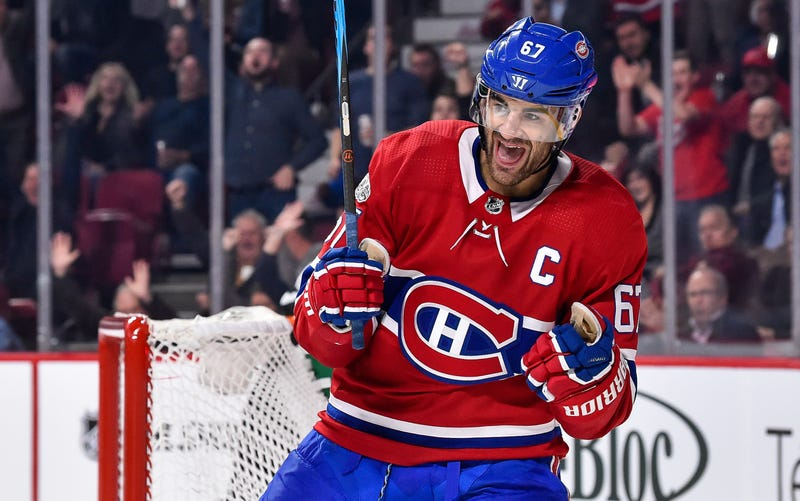 I haven't seen a guy happier to leave Montreal since...the last guy