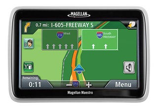 Illustration for article titled Magellan Maestro 4700 GPS Navigator Prettier Than Most But Does It Stand Out?