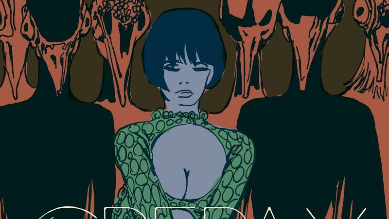 Illustration for article titled Fantagraphics exclusive: The Complete Crepax introduces an Italian master