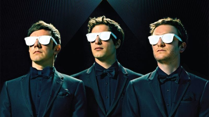 """Illustration for article titled The Lonely Island drops a fairly disgusting new song, """"I Fucked My Aunt"""""""