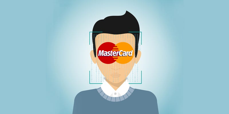 Illustration for article titled MasterCard's Gonna Let You Pay With Your Face