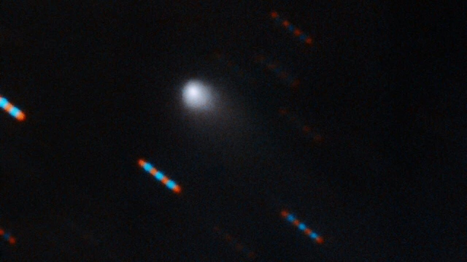 Newly Discovered Interstellar Comet Has an Official Name: 2I/Borisov