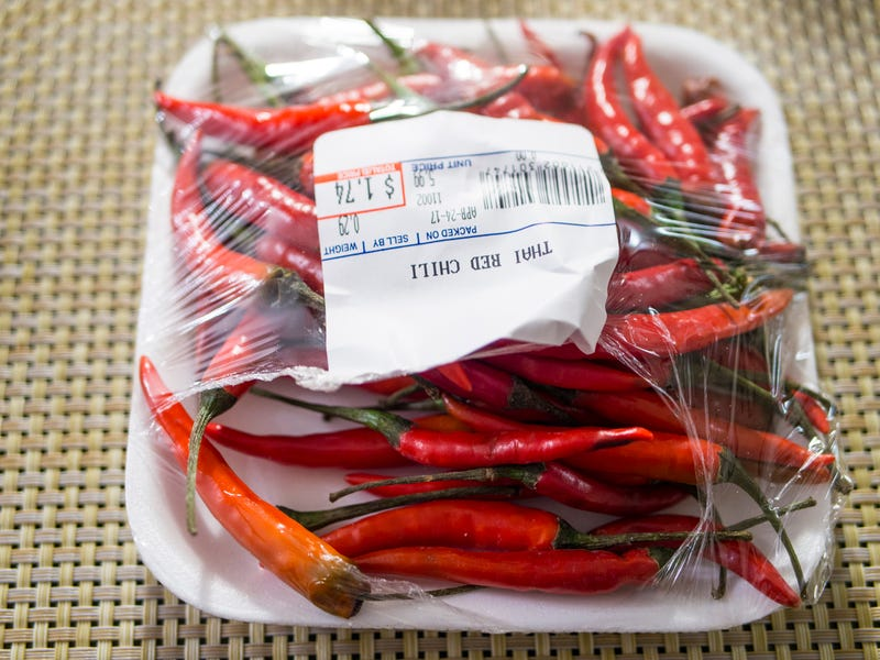 Illustration for article titled Thai red chilies are so goddamn good