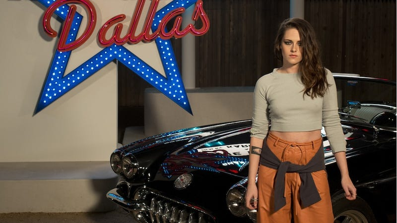 Illustration for article titled The New Face of Chanel Is... Kristen Stewart?