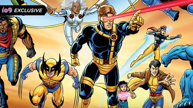 The X-Men: The Animated Series Art Book Is Here to Give You Mutant Nostalgia