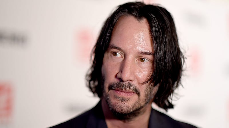 "Illustration for article titled Keanu Reeves went to ""movie jail"" for turning down Speed 2 to play Hamlet in Canada"