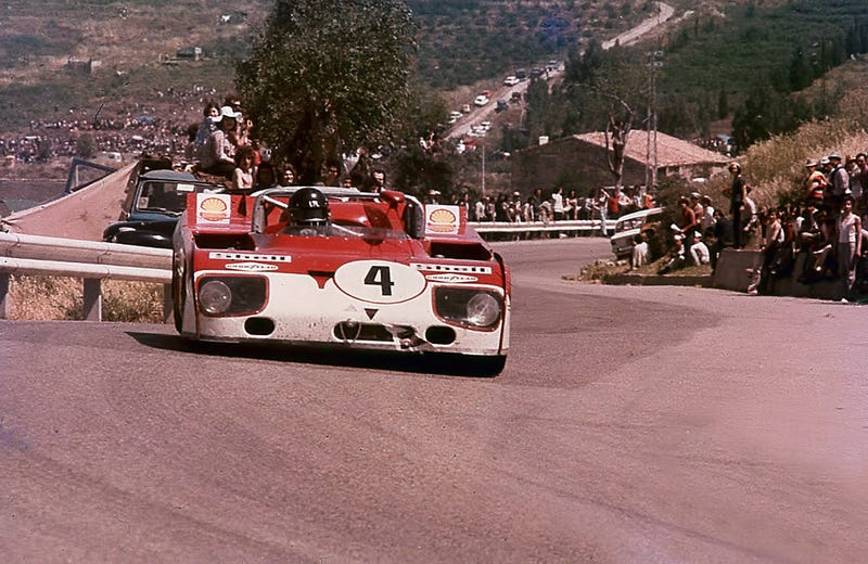 Illustration for article titled Forgotten Track: Circuito Piccolo delle Madonie (Targa Florio)