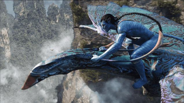 James Cameron Explains Avatar s Success to...Marianne Williamson?!