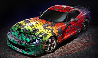 Illustration for article titled Dodge Will Make You A Viper However The Hell You Want It