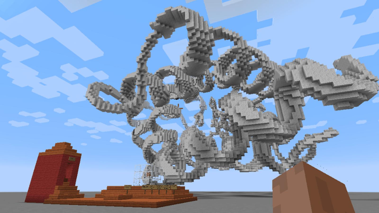 Scientists Built This Molecular Playground in Minecraft to Teach Kids Chemistry