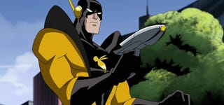 Illustration for article titled Corey Stoll Tells Us How Ant-Man's Foe, Yellowjacket, Gets His Powers