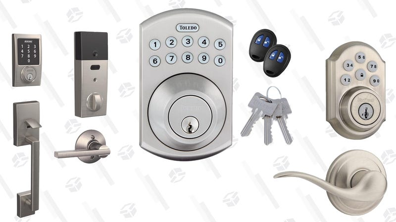 One-Day Smart Lock Sale | Home Depot