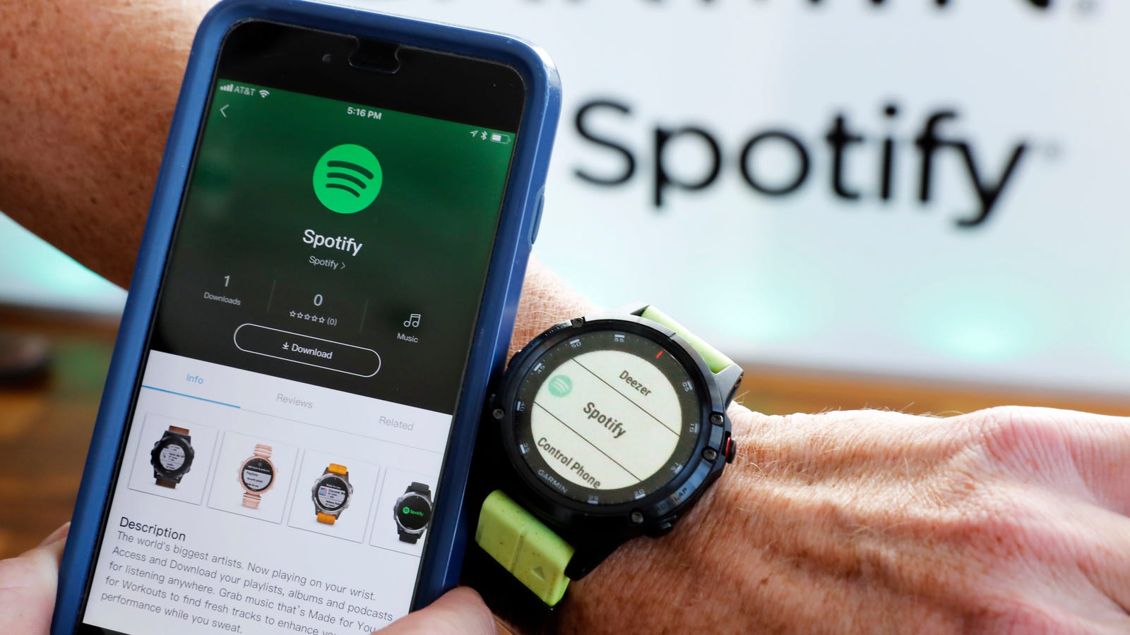 Apparently, Spotify's Plan for Serving You Podcast Suggestions Is Shuffling Them in With Your Music - Gizmodo