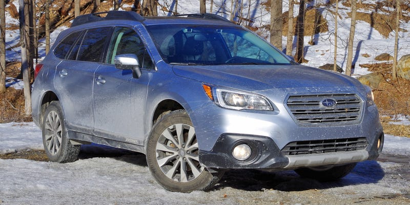 Why The 2015 Subaru Outback Is Lamest Car Youll Ever Love