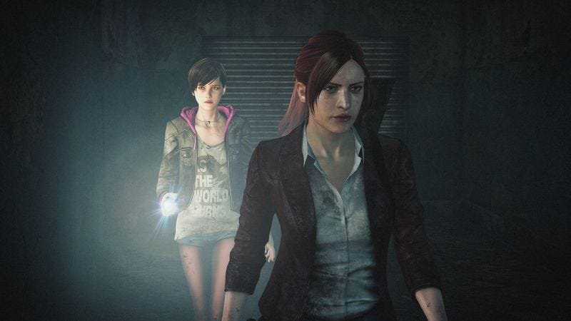 Illustration for article titled An episodic Resident Evil premieres with great characters and gray rooms